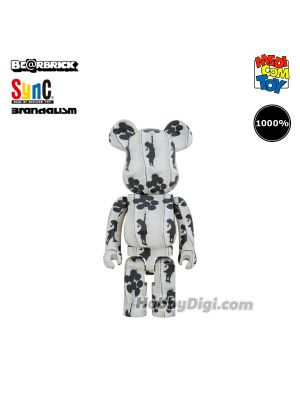 Medicom Toy Be@Rbrick - Flying Balloons Girl 1000%