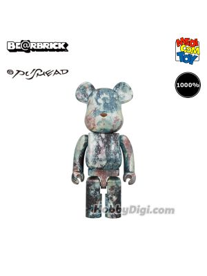 Medicom Toy Be@Rbrick - Pushead 1000%