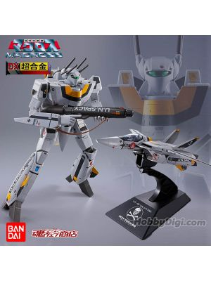 Bandai DX Chogokin Action Figure : VF-1S Valkyrie Roy Focker Special