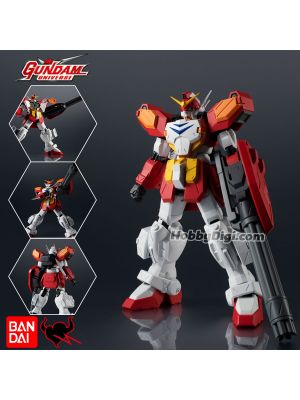 [JP ver] Bandai Metal Robot Spirits Tamashii Web Shop Exclusive Chogokin Action Figure: <SIDE MS> Akatsuki Gundam Shiranui Unit