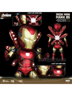 Beast Kingdom Marvel Comics 蛋撃系列 EAA-110 - 鐵甲奇俠Iron Man Mark 85《復仇者聯盟:終局之戰》