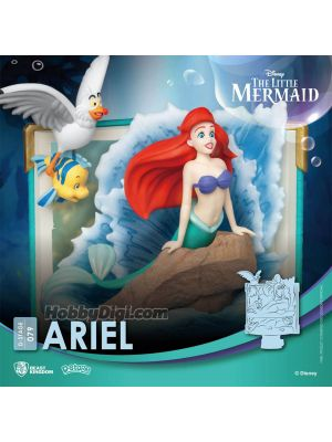 Beast Kingdom Disney D-Stage 079 - Story Book Series-Ariel