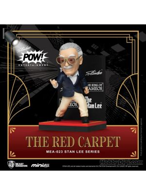 Beast Kingdom Mini Egg Attack MEA-023 Stan Lee Series - The Red Carpet