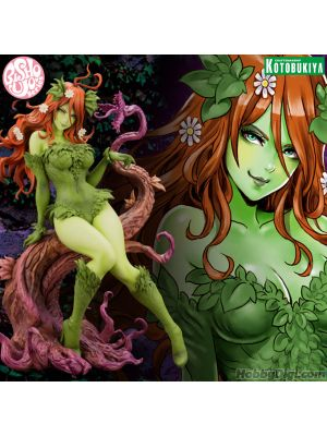Kotobukiya DC Comics Bishoujo 1/7 PVC Figure - Poison Ivy Returns Limited Edition