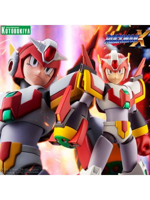 Kotobukiya 1/12 Plastic Model Kit - Mega Man X Force Armon Rising Fire Ver.