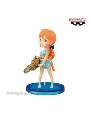 Banpresto WCF Figure - One Piece Wanokuni Style Vol.2 Nami