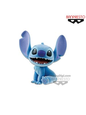 Banpresto Fluffy Puffy Figure - Stitch