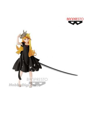 Banpresto EXQ Figure - Shinobu Oshino (Special Color Ver.)
