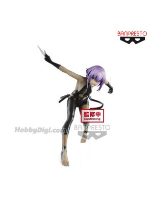 Banpresto PVC Figure - Divine Realm Of the Round Table Camelot Hassan of the Serenity