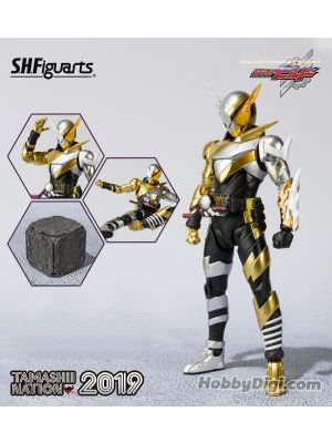 [JP Ver] Bandai S.H.Figuarts Tamashii Nation 2019 Exclusive Action Figure: Kamen Rider Build (RabbitDragon Form)