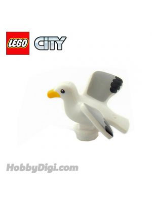 LEGO Loose Accessoriess City : Seagull