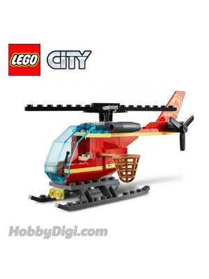 LEGO Loose Decoration City : Helicopter