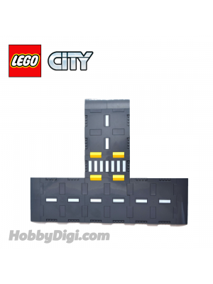 LEGO Loose Decoration City : 60304  Road Plates