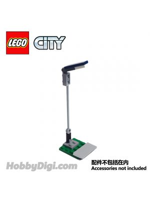 LEGO Loose Accessories City : Glow-in-the-dark Streetlights