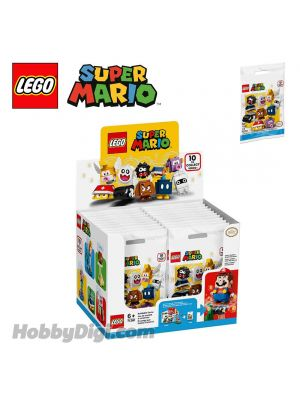 LEGO Super Mario 71361 : Super Mario™ Character Packs (Box of 20)