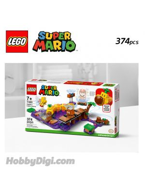 LEGO Super Mario 71383 : Wiggler's Poison Swamp Expansion