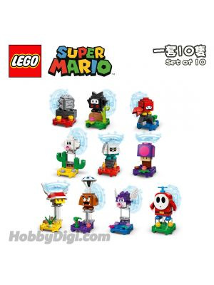 LEGO Super Mario 71386 : Set of 10