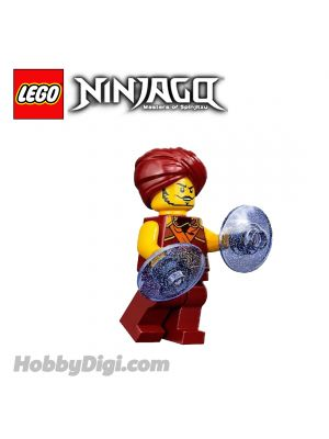 LEGO 散裝人仔 Ninjago : Garvis with Power Fist Weapons