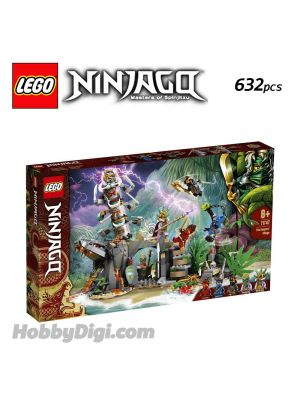 LEGO Ninjago 71747 : The Keepers' Village