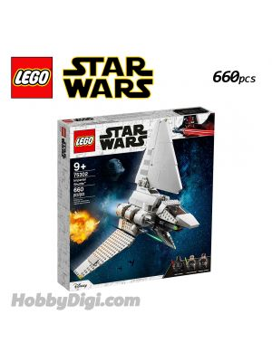 LEGO Star Wars 75302 : Imperial Shuttle