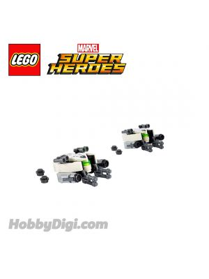 LEGO Loose Decoration Marvel Super Heroes : Armed drone