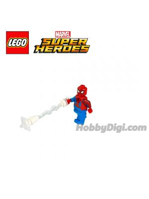 LEGO Loose Minifigure Marvel Super Heroes : Spider-Man - Printed Arms
