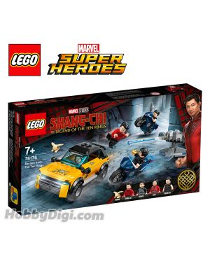 LEGO Marvel Superheroes 76176 : Escape from the Ten Rings