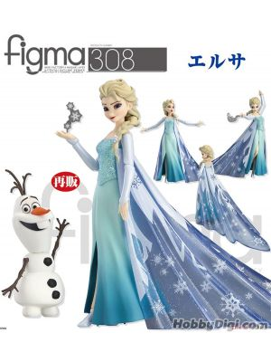 Good Smile Figma – No 308 Elsa