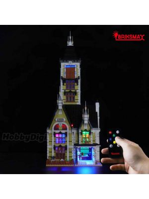 Briksmax Light Kit For LEGO Creator Expert 10273: Haunted House