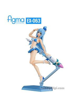 Max Factory Figma – No EX-063 Aqua: Swimsuit Ver.