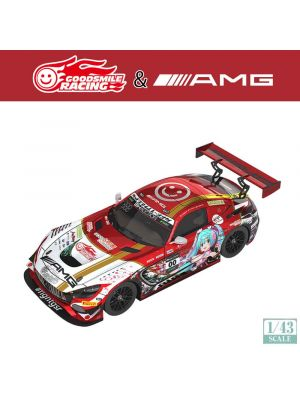 Good Smile Racing 1:43 Resin Model Car - Mercedes-AMG Team 2019 SUZUKA 10HOURS Ver.