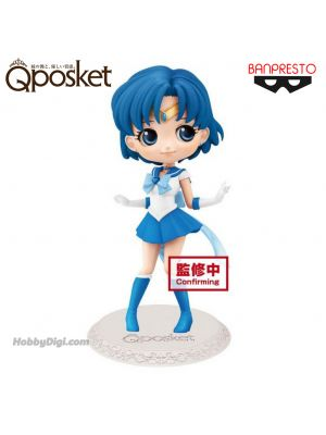 Banpresto Q posket Figure - Super Sailor Mercury (Normal Color)
