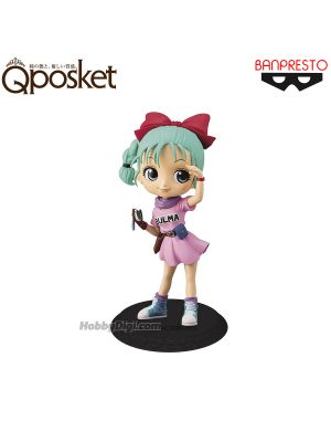 Banpresto Q posket Figure - Bulma (Normal Color)