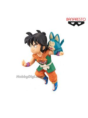 Banpresto WCF Figure - The Historical Characters- Vol.1: Yamcha