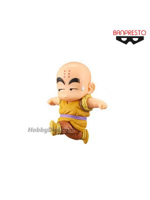 Banpresto WCF Figure - The Historical Characters- Vol.1: Kuririn