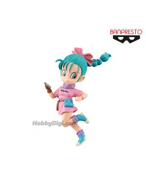 Banpresto WCF Figure - The Historical Characters- Vol.1: Bulma