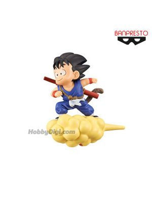 Banpresto WCF Figure - The Historical Characters- Vol.1: Goku