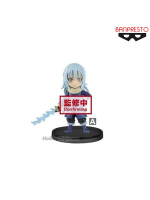 Banpresto WCF Figure - That Time I Got Reincarnated As A Slime World Collectable Figure Vol.3: Rimuru Tempest