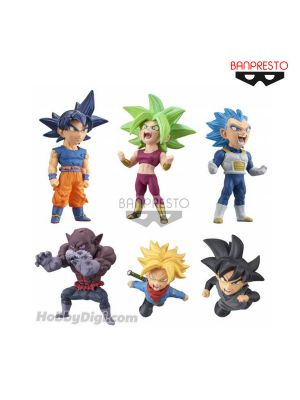 Banpresto WCF Figure - Battle of Saiyans vol.6