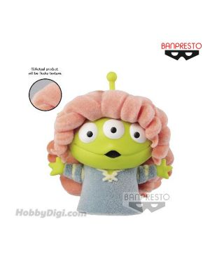 Banpresto Fluffy Puffy Mine Pixar Characters Figure Costume Alien Vol.3 - Merida Costume Alien