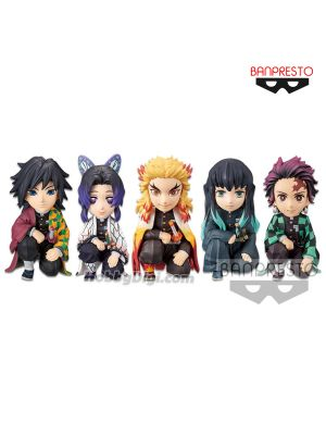 Banpresto WCF Figure -  You're In The Presence Of Oyakata-Sama Vol.1 Special (Set of 5)