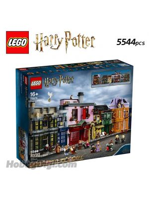 LEGO Harry Potter 75978: 斜角巷