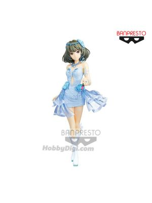 Banpresto Espresto Figure - Kaede Takagaki (Dressy and Snow Makeup)