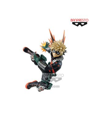 Banpresto The Amazing Heroes 模型 Vol.14 - 爆豪勝己《我的英雄學院》
