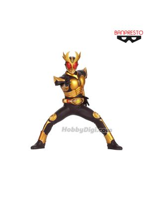 Banpresto Rider Hero's Brave Statue Figure - Kamen Rider Agito (Ground Form) (Special Color)