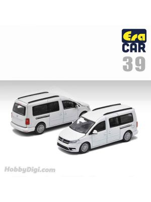 Era Car 1:64 Diecast Model Car - 39 Volkswagen Caddy Maxi - White