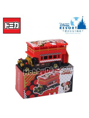Tomica 東京迪士尼限定合金車 - Very Very Minnie
