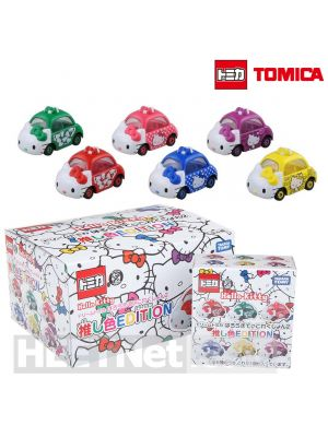 Dream Tomica Hello Kitty Lottery Diecast Series 2 Set of 6