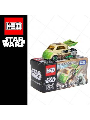 Tomica Star Wars 系列合金車 SC-07 - Yoda Bub200 Y