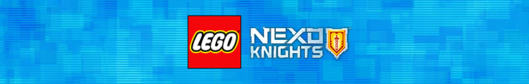 NEXO Knights™ Building (Sell in Loose)